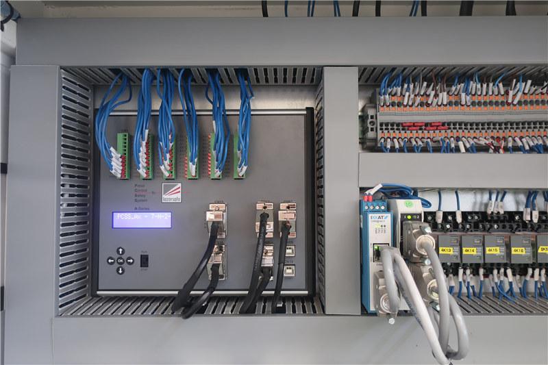 PLC de seguridad Lazersafe PCSS serie A