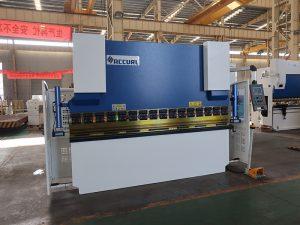 300 toneladas hidráulicas nc prensa de la máquina de freno 5M con certificación de seguridad CE