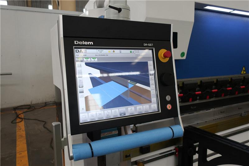 Sistema CNC DELEM DA66T 3D