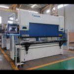 Máquina de freno de la prensa del CNC de 6 ejes 100 toneladas x 3200m m