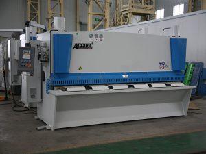 Máquina de corte de placa de 6 m