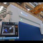Freno hidráulico de la prensa del CNC de 8 ejes 110 toneladas 3200m m