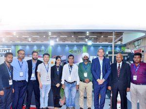 Accurl participó en la Exposición de India en 2016