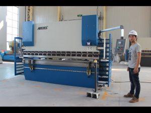 Freno de la prensa del CNC del eje 2 del CE 130Tx3200 E200 Sistema de control de NC Máquina de la prensa de la prensa del NC