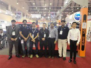 Delegación de Dubai Visite nuestra exposición