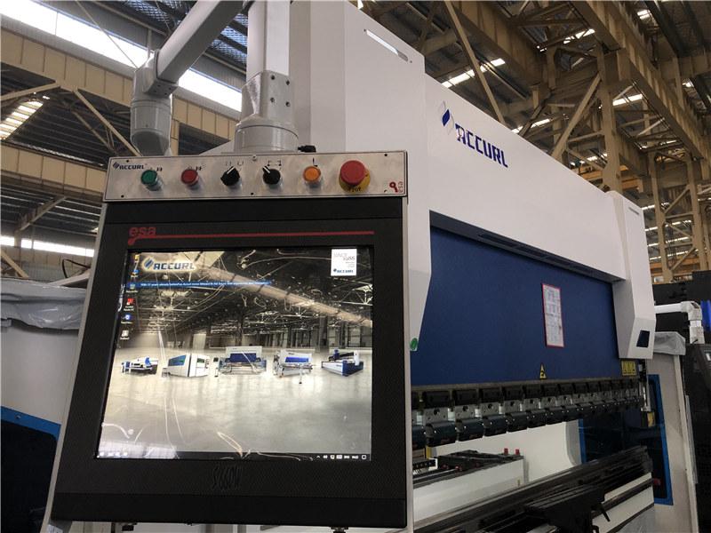Sistema CNC 3D ESA S660w