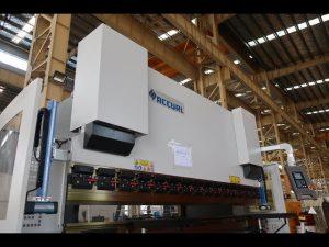 Plegadora hidráulica NC / plegadora de chapa MB7-125Tx3200