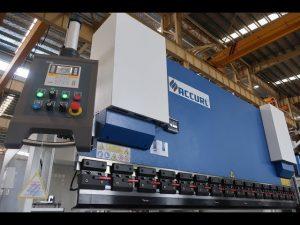 Prensas hidráulicas MB7-100Tx3200mm con defensor lazersafe y sistema ELGO P40 NC