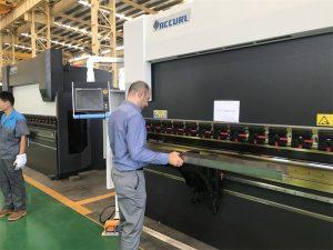 Máquina de prueba de clientes de Irán en nuestra fábrica 3