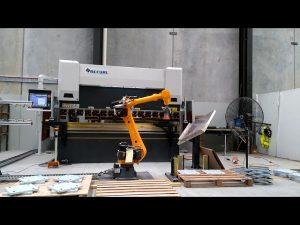 Freno de prensa CNC robótico para sistema de celda de plegado robótico