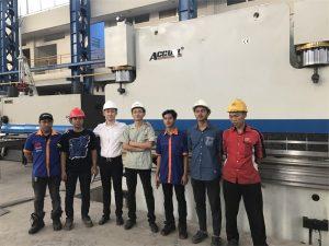 La delegación de Indonesia vino a visitar nuestra fábrica