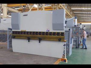 Barra de torsión hidráulica NC prensa plegadora MB7-125Tx3200