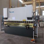 dobladora automática de acero para el precio hidráulico del freno de la placa de chapa de hierro