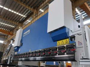prensa hidráulica cnc 300t 3200 con controlador E21
