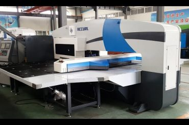 Fabricantes de punzonadora cnc - punzonadoras de torreta - punzonadoras servo cnc de 5 ejes
