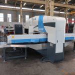 siemens sistema cnc torreta punzonadora, perforadora automática, cnc perforadora precio