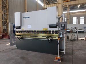 freno hidráulico accionado por el pie de la prensa del CNC de la chapa, freno de la prensa de la placa de especificación