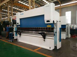 alta precisión y velocidad WC67K prensa hidráulica cnc freno