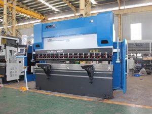 Máquina de plegadora eléctrica WC67Y 40t / 2000 eléctrica dobladora de chapa