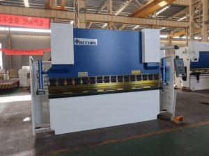 máquina de freno de prensa manual