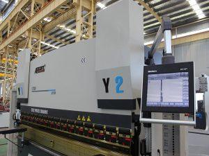 nueva máquina de freno de prensa cnc