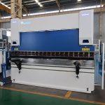 placa de acero 7 ejes 400 toneladas 6000 MM cnc prensa dobladora con CE y CQC
