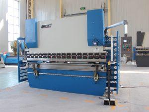 Wc67y 40t china hizo la mano plegable manual de la carpeta de la carpeta funcione el freno de la prensa, marchine de la flexión en existencia