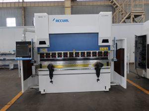 prensa plegadora con alta precisión de flexión