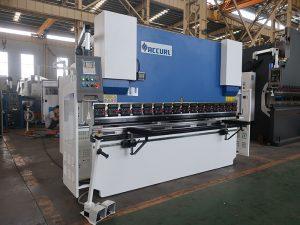alta calidad hidráulica cnc prensa freno máquina estun e20 e21 controlador con buen precio y CE