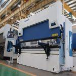 heavy duty DELEM placa de metal cnc hidráulico prensa freno precio